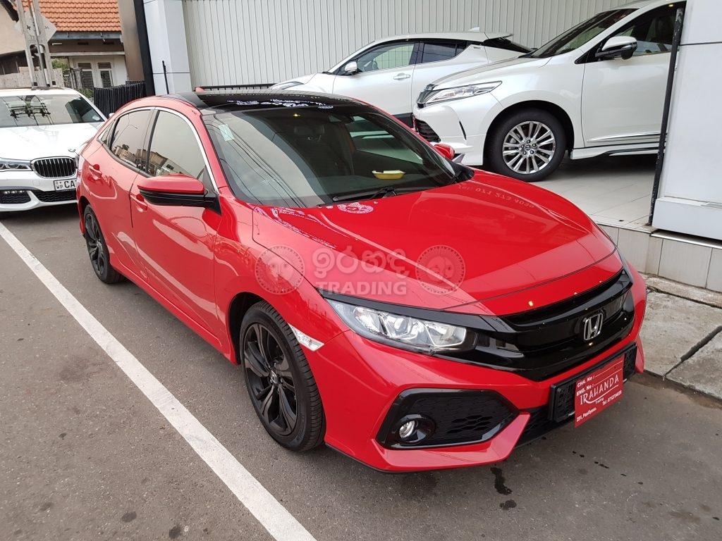 Honda Civic SR